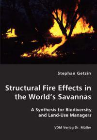 Structural Fire Effects in the World's Savannas