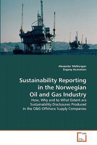 Sustainability Reporting in the Norwegian Oil and Gas Industry