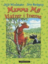 Mamma Mø klatrer i trærne