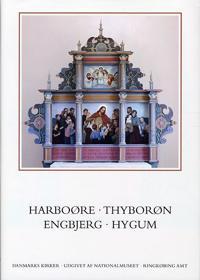 Danmarks Kirker-Ringkøbing Amt-Harboøre, Thyborøn, Engbjerg, Hygum