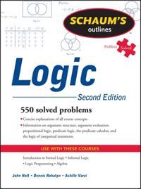 Schaum's Outlines Logic