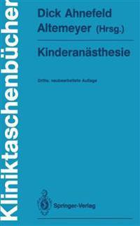 Kinderanasthesie