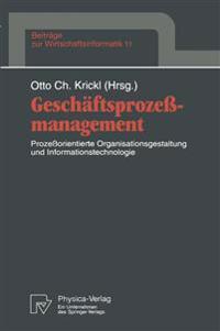 Gesch ftsproze management