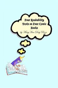 Four Readability Tests on Four Comic Books