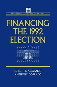 Financing the 1992 Election