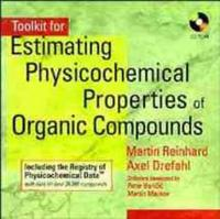 Toolkit for Estimating Physiochemical Properties of Organic Compounds