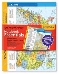Rand McNally Notebook Essentials: Need-To-Know Social Studies Facts