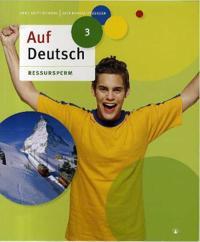 Auf Deutsch 3 - Anne Britt Heimdal, Geir Nordal-Pedersen | Inprintwriters.org