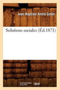 Solutions Sociales (Ed.1871)