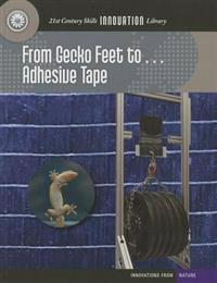 From Gecko Feet To... Adhesive Tape