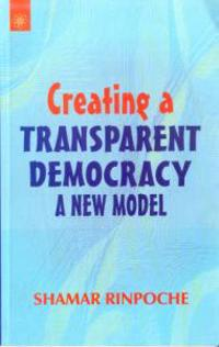 Creating a Transparent Democracy