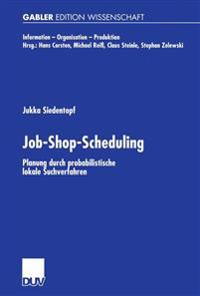 Job-Shop-Scheduling