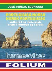 Portugisisk-norsk, norsk-portugisisk lommeordbok - José Aurélio Rodrigues | Ridgeroadrun.org