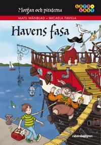Morgan och piraterna. 1, Havens fasa