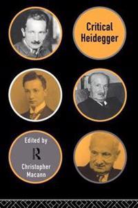 Critical Heidegger