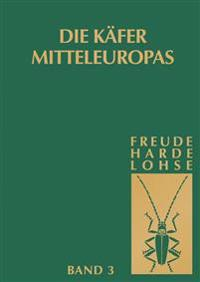 Die K fer Mitteleuropas, Bd.3: Adephaga II, Palpicornia