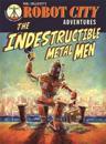 Robot City Indestructible Metal M