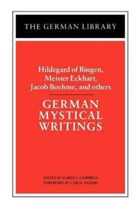 German Mystical Writings