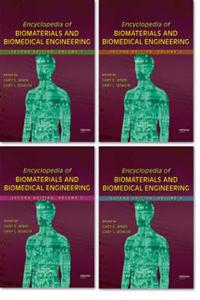 Encyclopedia of Biomaterials and Biomedical Engineering