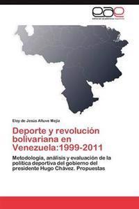 DePorte y Revolucion Bolivariana En Venezuela