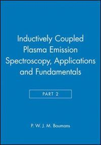 Inductively Coupled Plasma Emission Spectroscopy, Part 2, Applications and