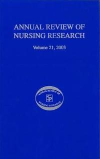 Annual Review of Nursing Research 2003