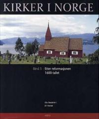 Kirker i Norge. Bd. 5 - Ola Storsletten | Inprintwriters.org