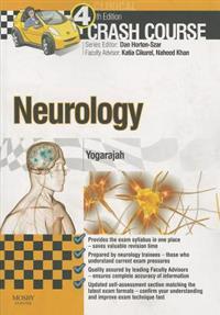 Crash Course Neurology Updated Print + eBook edition