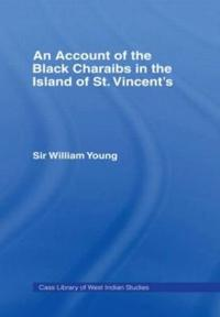 Account of the Black Charaibs in the Island of st Vincents