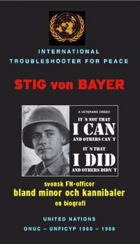 Bwana Kabamba : Svensk FN-officer bland kannibaler och minor : Kongo 1949-1964