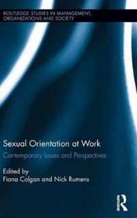 Sexual Orientation at Work