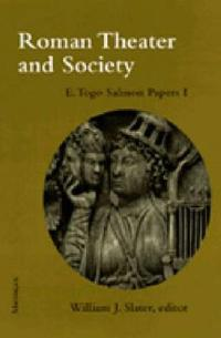 Roman Theater and Society