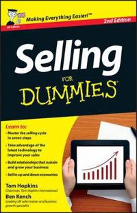 Selling For Dummies, 2nd UK Edition