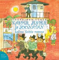 Kasper, Jesper ja Joonatan (3 cd)