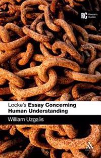Locke's Essay Concerning Human Understanding