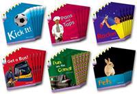 Oxford Reading Tree: Level 1+: Floppy's Phonics Non-Fiction: Class Pack of 36