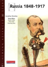 Heinemann Advanced History: Russia 1848-1917