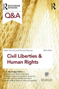 Civil Liberties & Human Rights 2013-2014