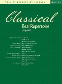 Classical Real Repertoire for Piano: Grades 5-7