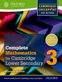 Complete Mathematics for Cambridge Secondary 1