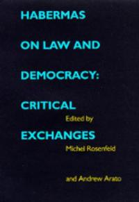 Habermas on Law and Democracy