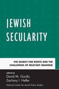 Jewish Secularity