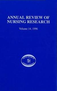 Annual Review of Nursing Research 1996