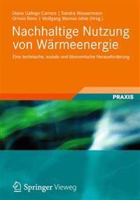 Nachhaltige Nutzung Von Warmeenergie in Privathaushalten