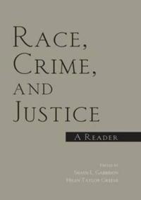 Race, Crime And Justice