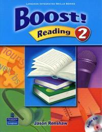 Boost! Reading Level 2 SB w/CD