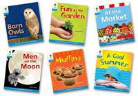 Oxford Reading Tree: Level 3: Floppy's Phonics Non-Fiction: Pack of 6