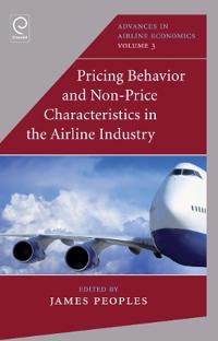 Pricing Behavior and Non-Price Characteristics in the Airline Industry