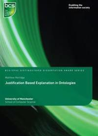 Justification Based Explanation in Ontologies