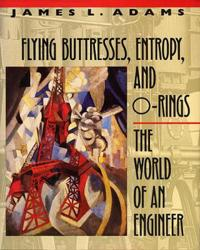 Flying Buttresses, Entropy, and O-Rings